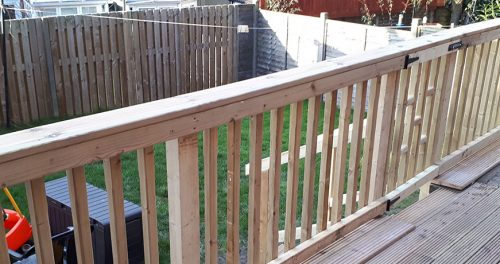 Garden Decking and Fencing